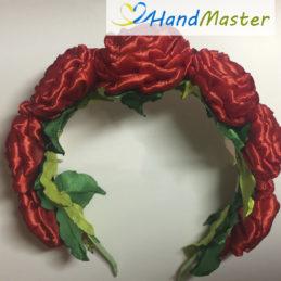 """Обруч """"Червоні Троянди"""""""